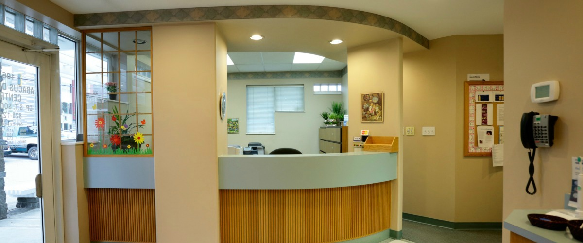 Abacus Dental Centre office - Abacus Dental Centre